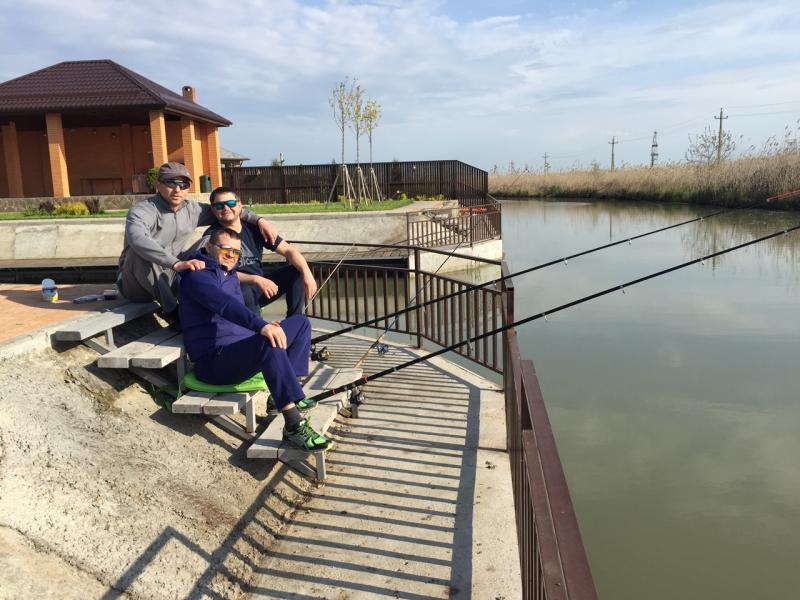 отдых в краснодарском крае рыбалка бассейн