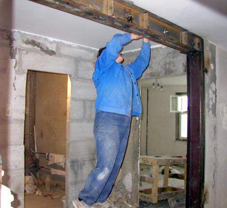 Отбойный молоток. слом стен. демонтаж. перепланировка.сверле.